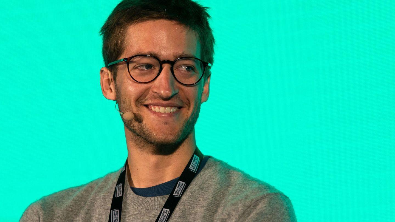 El cofundador de Glovo, Oscar Pierre. (EFE)