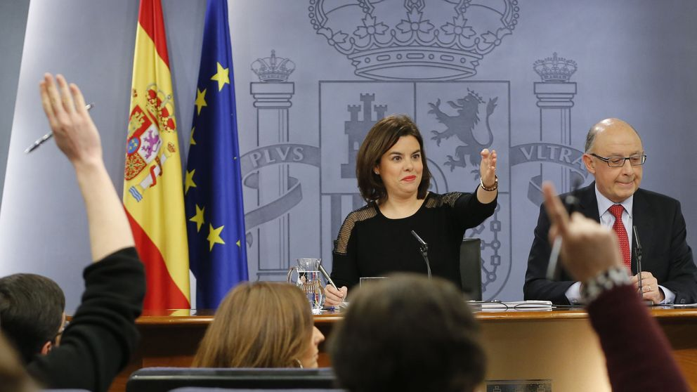 Santamaría anuncia investigaciones caiga quien caiga