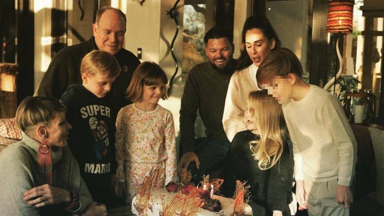Charlène, en el reencuentro familiar para celebrar el cumpleaños de su sobrina. (@hshprincesscharlene)