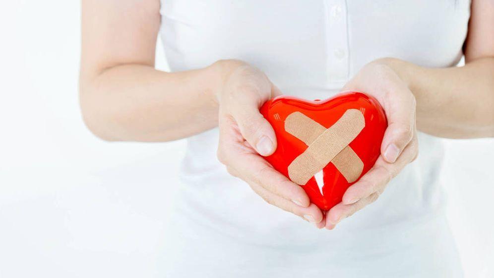 Foto: Corazón roto. (iStock)