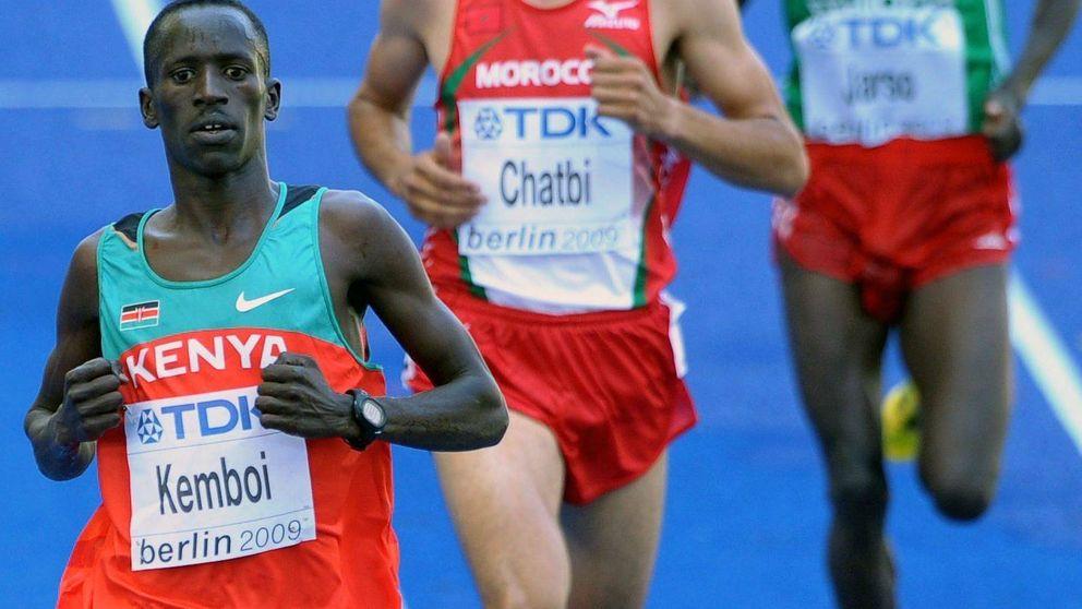 Jamel Chatbi, fuera de los Juegos por saltarse tres controles antidopaje