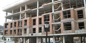 Foto: La mutua de los arquitectos les asfixia con el seguro ante la caída de obras
