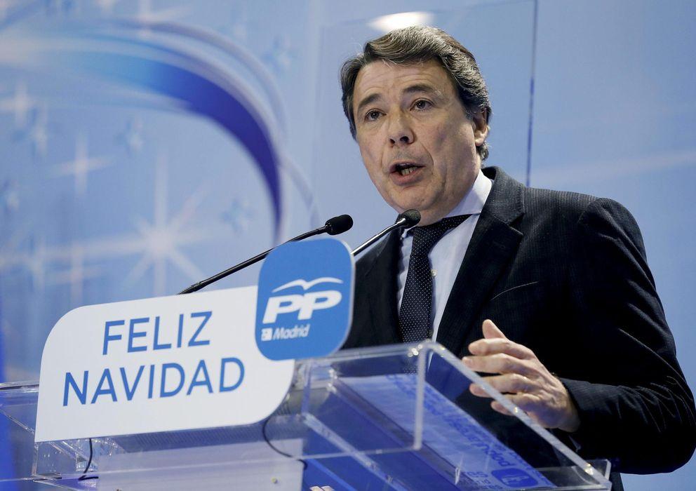 Foto: El presidente de la Comunidad de Madrid, Ignacio González. (EFE).