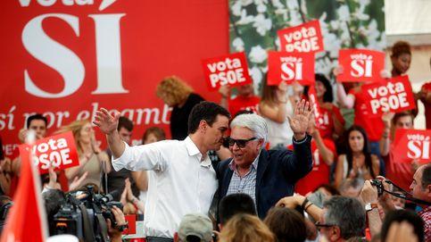 González vuelve a liderar a los notables del PSOE que piden la abstención