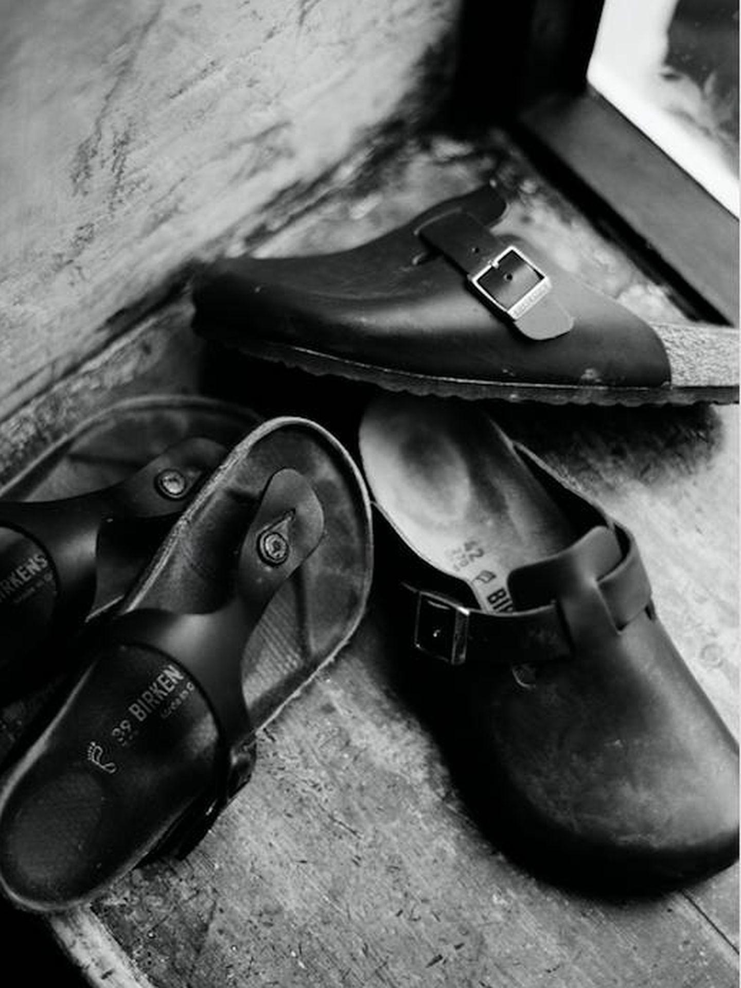 Las sandalias en cuestión. (Cortesía Birkenstock)