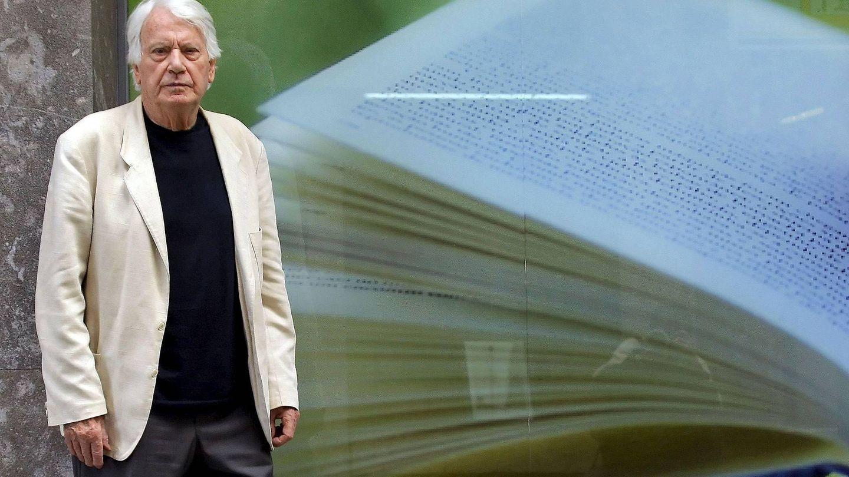 El escritor Jorge Semprún. (EFE)
