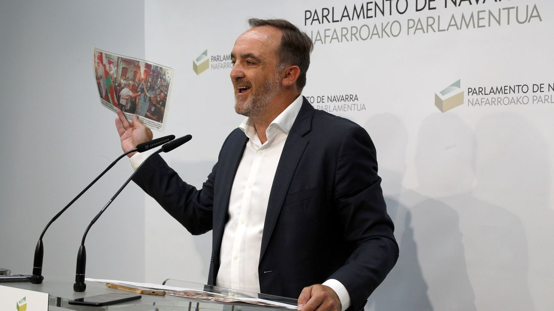 Navarra+, a Chivite: Pasará a la historia por dinamitar acuerdos constitucionalistas