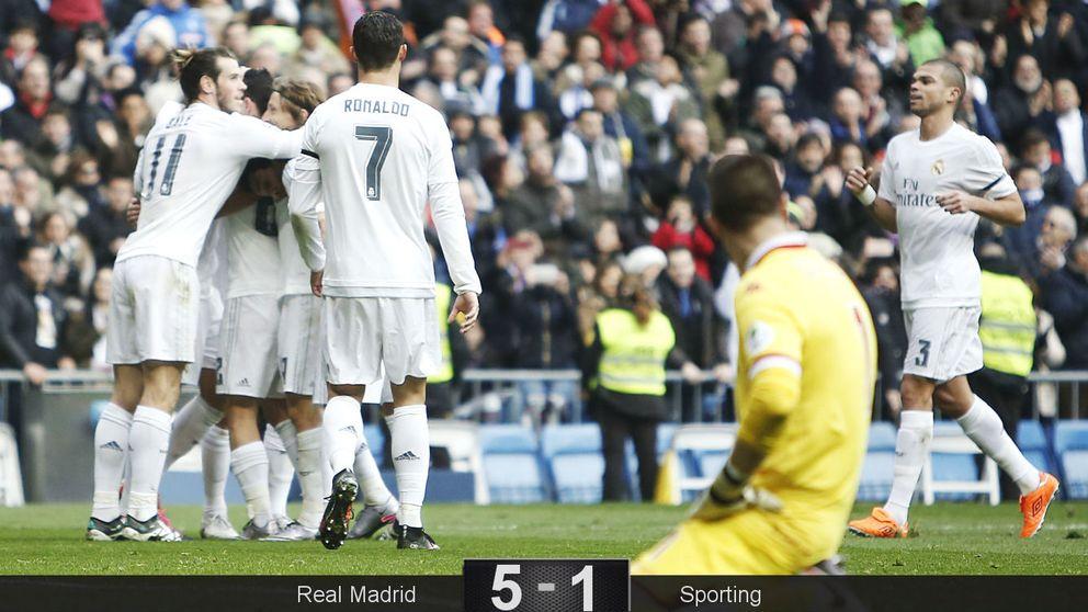 ¿Para qué quiere Zidane una mano derecha si le basta con la izquierda?