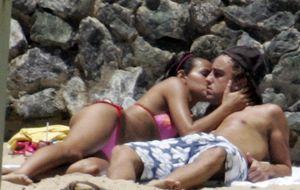 Foto: Fernando Alonso y Raquel del Rosario: una relación en imágenes