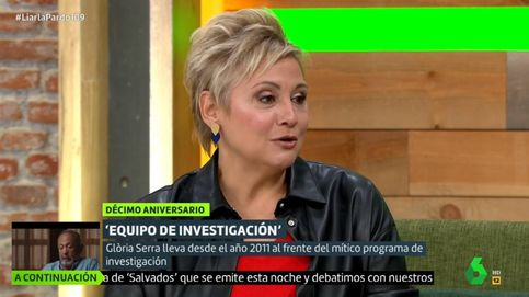 Gloria Serra aclara el revuelo sobre el último capítulo de 'Equipo de investigación'