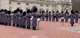 Post de 'Bohemian Rhapsody' de Queen, banda sonora de Buckingham Palace tras los Globos