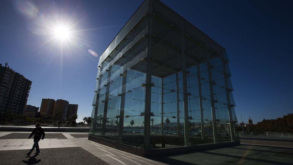 Objetivo Pompidou Málaga: 100.000 visitantes