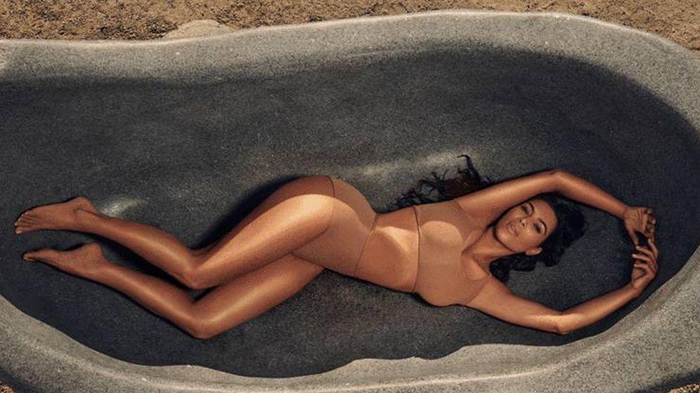 Foto: Imagen de la campaña Body Perfecting de KKW Beauty. (Cortesía)