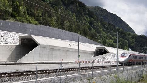 Viajes bajo tierra: los túneles más largos del mundo