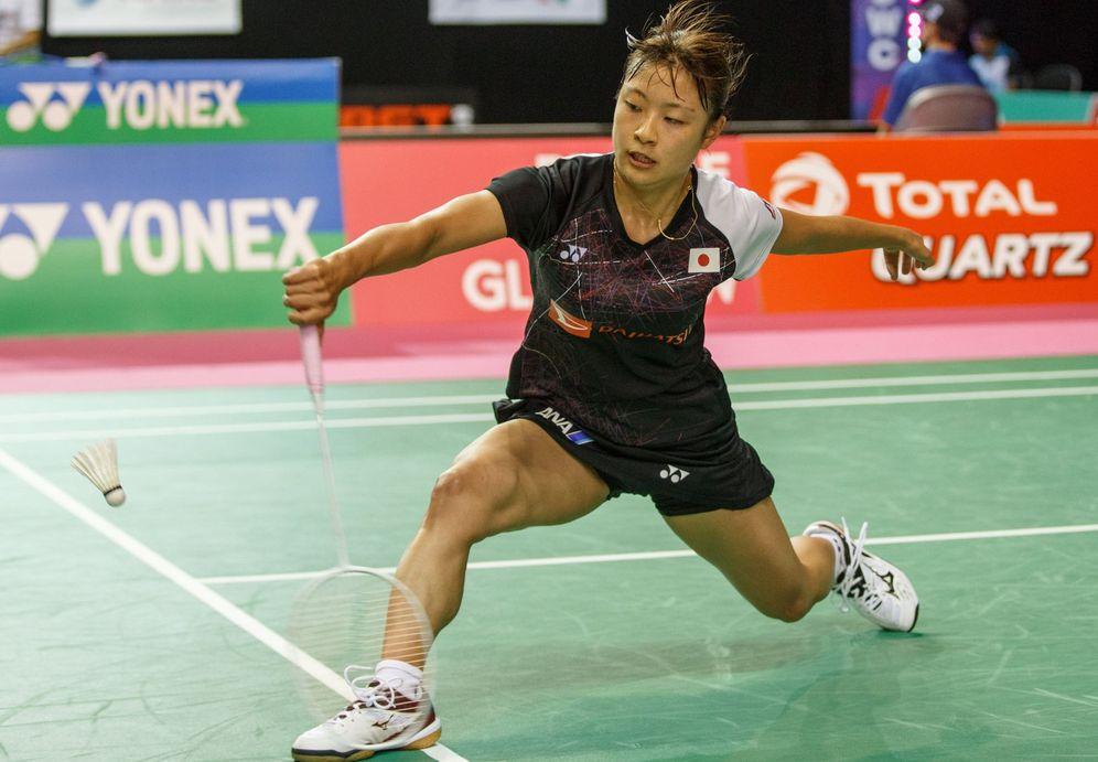 Foto: En la imagen, la japonesa Nozomi Okuhara. (EFE)