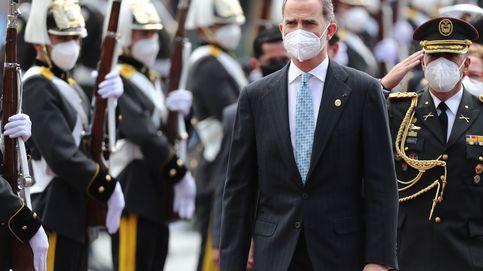 La Junta concede al Rey la Medalla de Honor como símbolo de unidad
