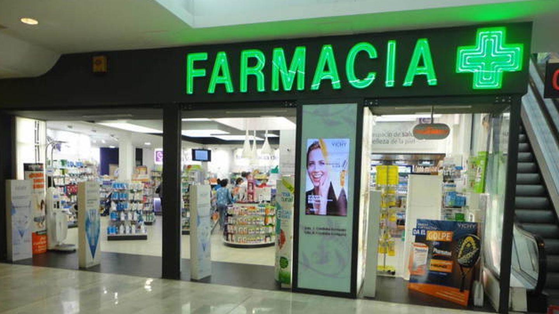 Una farmacia madrileña. (EFE)