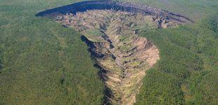 Post de El misterio del gran cráter de Siberia al que no se puede poner fin