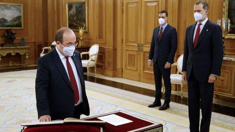 El Minotauro español, Iceta y los catalanes