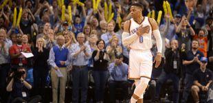 Post de Westbrook ya es eterno tras derribar un récord con más de medio siglo de historia