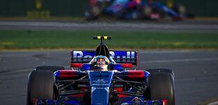 Post de La necesidad de Carlos Sainz con Toro Rosso: brillar y, con suerte, algún podio