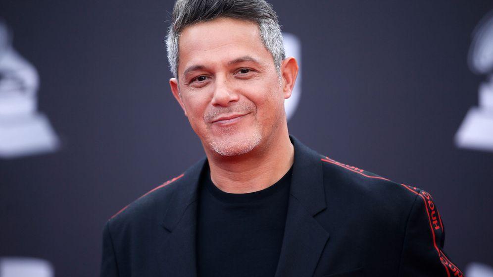 Foto: Alejandro Sanz en los '20th Annual Latin Grammy Awards'. (Reuters))