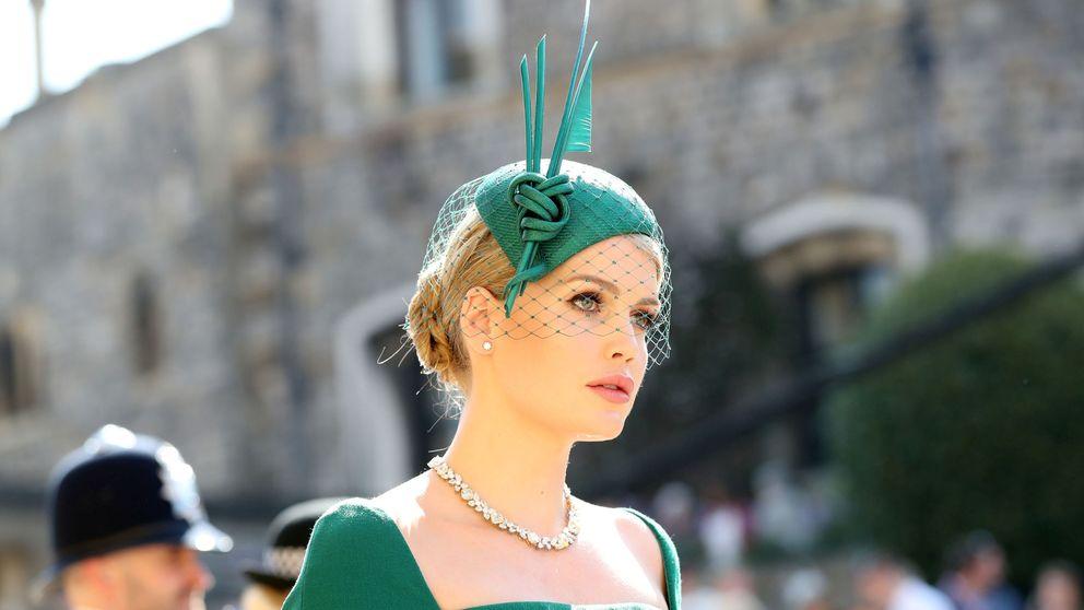 Lady Kitty Spencer, sobrina de Lady Di: su novio millonario 32 años mayor que ella