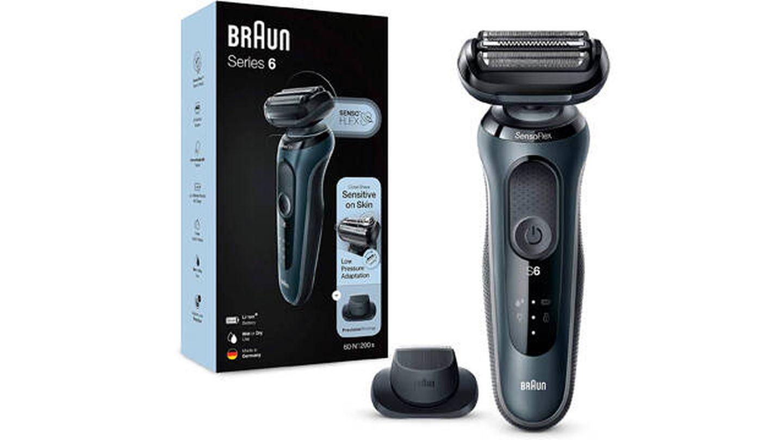 Afeitadora eléctrica Braun 60-N1200s Series 6