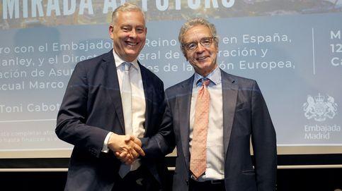 José Pascual Marco, nuevo embajador en Londres