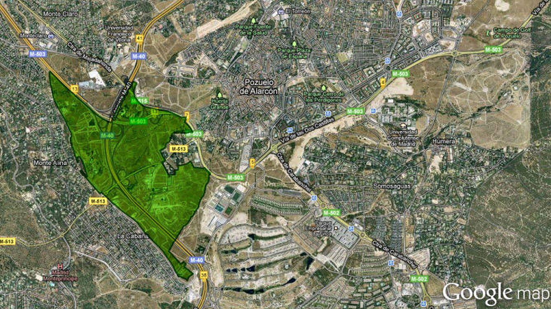Santander, Iberdrola y Servihabitat venden suelo en el municipio más rico de España