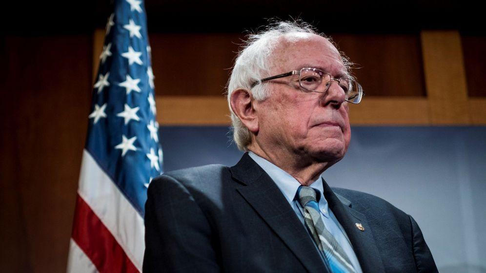 Foto: Bernie Sanders. (EFE)