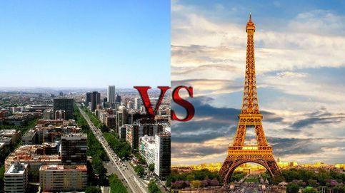 Madrid versus París