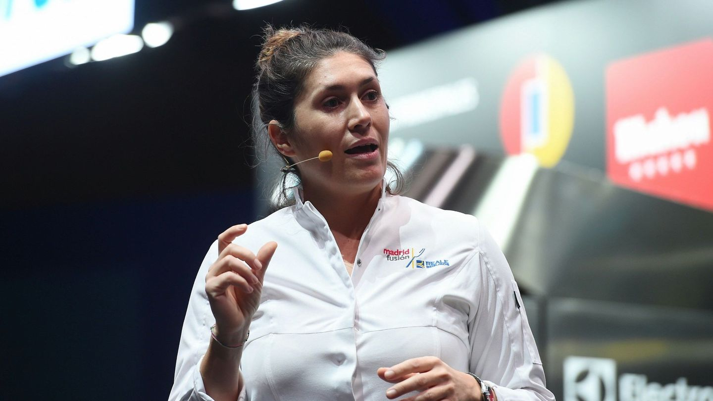 Macarena de Castro, que dirige el restaurante. (EFE)