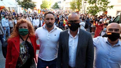 Vox denuncia al delegado del Gobierno en Galicia por los altercados del mitin de Lugo