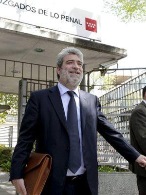 """Miguel Ángel Rodríguez sigue erre que erre: """"El juicio es algo para tener contenta a la izquierdona"""""""