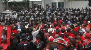 Los inversores huyen de Tailandia tras las protestas antigubernamentales