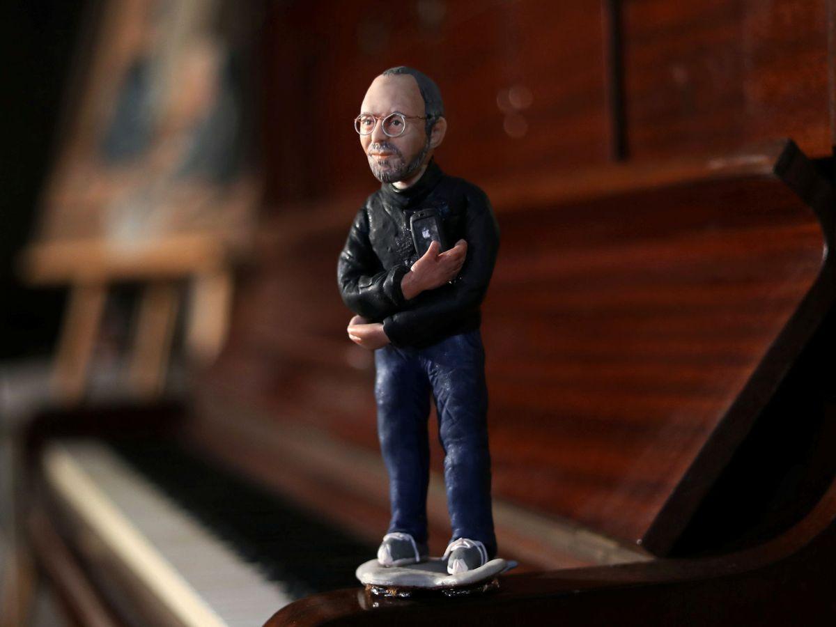 Foto: Steve Jobs. (EFE)