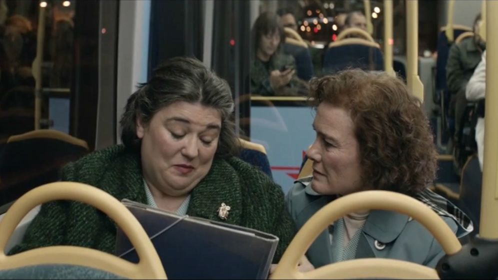 Foto: La nueva campaña de la Lotería de Navidad cuenta con varios anuncios de historias personales (SELAE)