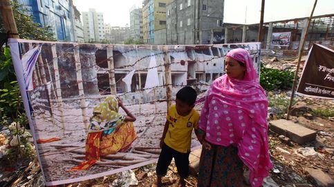 Seis años del derrumbe en Rana Plaza