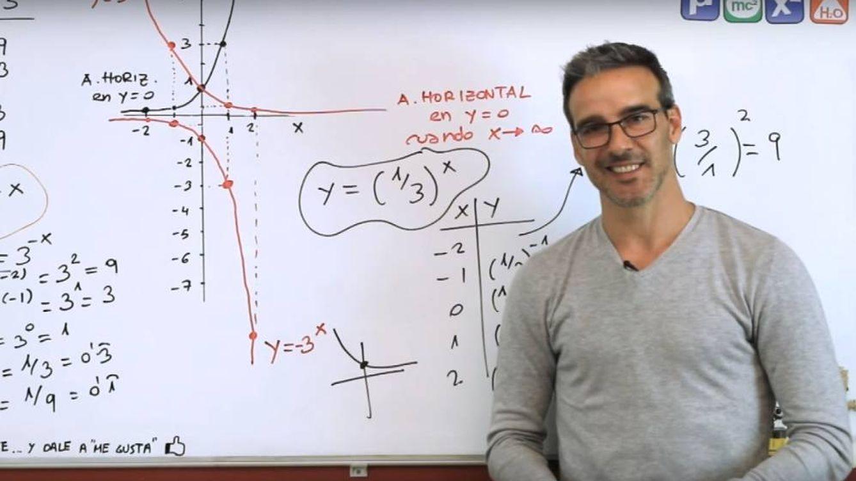 David Calle, el español que puede ser el mejor profesor del mundo, es un 'youtuber'