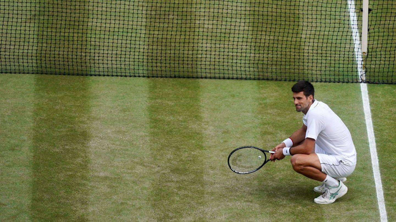 Novak Djokovic. (EFE)