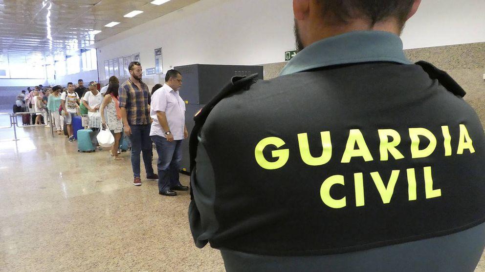 Emisión de entregas inéditas de 'Control de fronteras: España' en DMAX