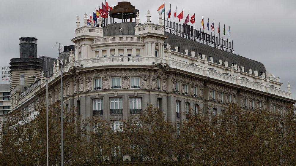 Foto: El NH Hotels del Paseo del Prado. (EFE)