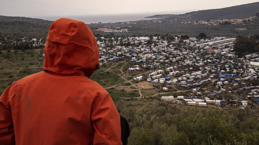 Diario de una cuarentena macabra en el mayor campo de refugiados de Europa