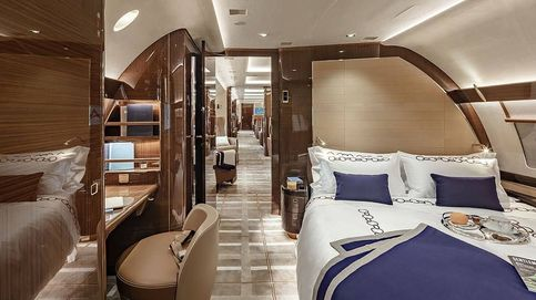 Así es el lujoso avión de Airbus con capacidad para 17 pasajeros vip