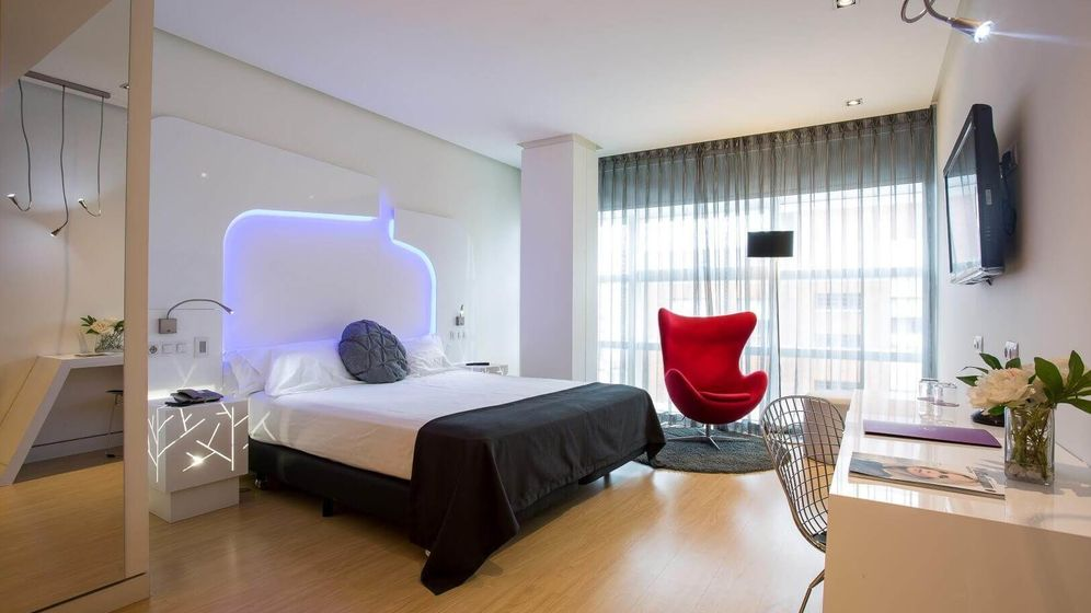 Foto: Ayre Hotel Oviedo. (Oviedo)
