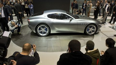 Lamborghini (40%), Maserati (101%), Jaguar (57%): la venta del lujo se dispara