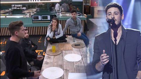 Los concursantes de 'OT 2017' critican a Cepeda a sus espaldas