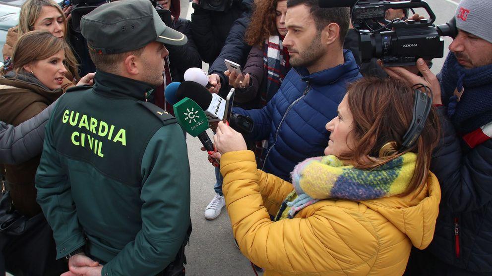 El guardia civil que sacó a Julen del pozo: Me tocó bajar a mí. No estaba vivo, eso es lo peor
