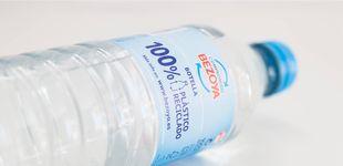 Post de Bezoya comercializa botellas con plástico 100% reciclado